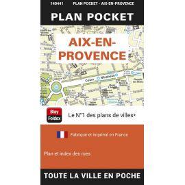 AIX-EN-PROVENCE PLAN POCKET