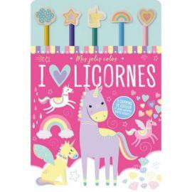 I LOVE LICORNES