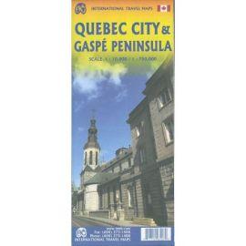 QUEBEC CITY & GASPE PENINSULA