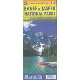 BANFF AND JASPER NATIONAL PARK