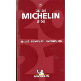 GUIDE ROUGE BELGIQUE LUXEMBOURG 2021