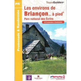 P054 BRIANCON ET SES ENVIRONS A PIED
