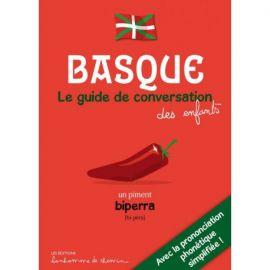 BASQUE GUIDE DE CONVERSATION DES ENFANTS