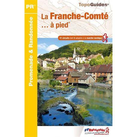 RE06 LA FRANCHE-COMTE A PIED