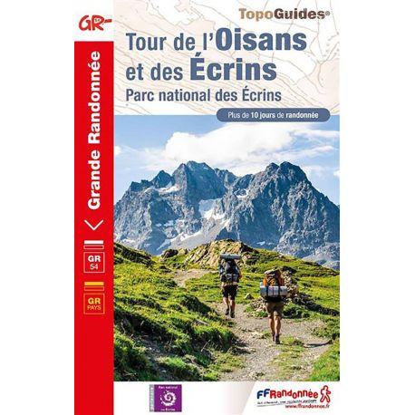 GR508 TOUR DE L'OISANS ET DES ECRINS PARC NATIONAL DES ECRINS 508
