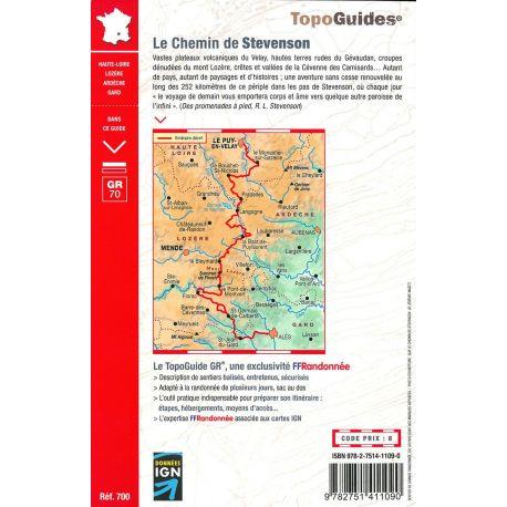 GR700 - LE CHEMIN DE STEVENSON PLUS DE 10 JOURS DE RANDONNEE