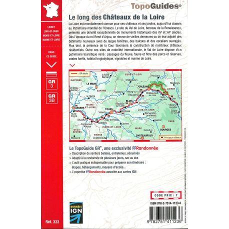 GR333 LE LONG DES CHATEAUX DE LA LOIRE