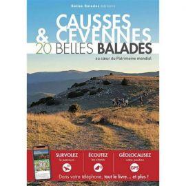 CAUSSES & CÉVENNES 20 BELLES BALADES