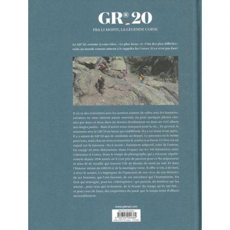 GR20 - FRA LI MONTI, LA LEGENDE CORSE