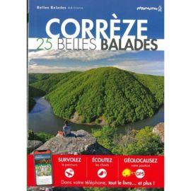 CORRÈZE 25 BELLES BALADES