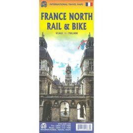 FRANCE NORTH RAIL & BIKE WATERPROOF