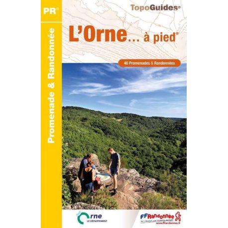 D061 L'ORNE  A PIED
