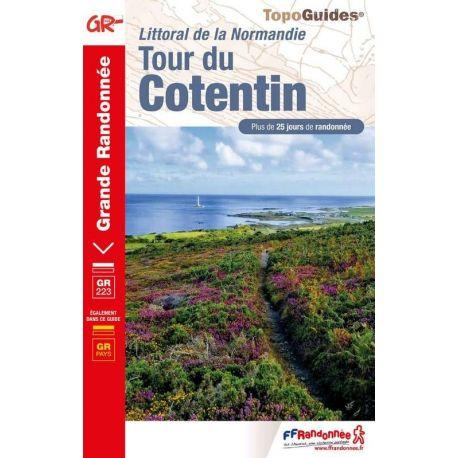 GR200 TOUR DU COTENTIN