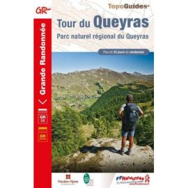 GR505 TOUR DU QUEYRAS - PNR QUEYRAS PLUS DE 25 JOURS DE RANDONNEE