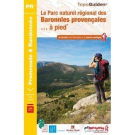 PN19 PNR DES BARONNIES PROVENCALES A PIED