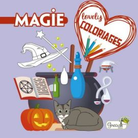 MAGIE - LOVELY COLORIAGES