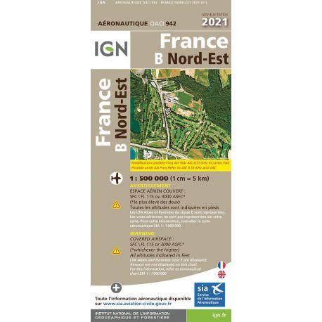 942 - FRANCE NORD EST 2021