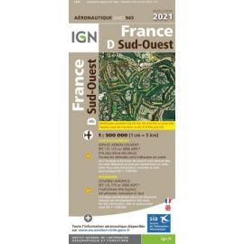 943 - FRANCE SUD OUEST 2021