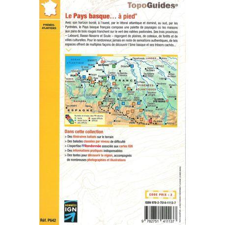 P642 LE PAYS BASQUE... A PIED