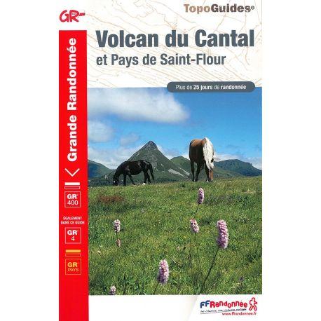 GR400 VOLCAN DU CANTAL ET PAYS DE SAINT FLOUR