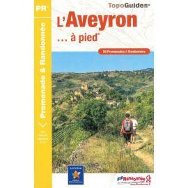 D012 L'AVEYRON... A PIED