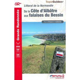 GR204 DE LA COTE D'ALBATRE AUX FALAISES DU BESSIN