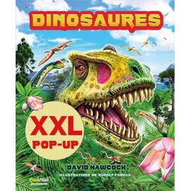 DINOSAURES - POP-UP XXL