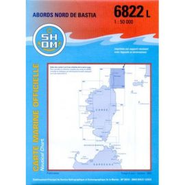 6822L CAP CORSE /CAPRAIA/N.BASTIA