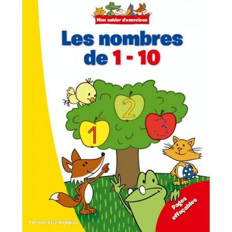 LES NOMBRES DE 1 A 10