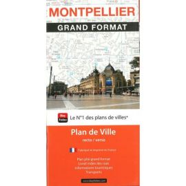 MONTPELLIER - GRAND FORMAT