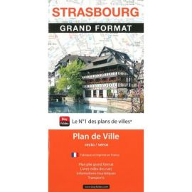 STRASBOURG - GRAND FORMAT