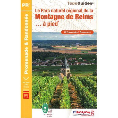 PN09 PNR DE LA MONTAGNE DE REIMS A PIED