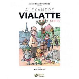 ALEXANDRE VIALATTE - STRIPS
