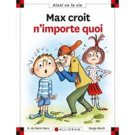 N°127 MAX CROIT N'IMPORTE QUOI