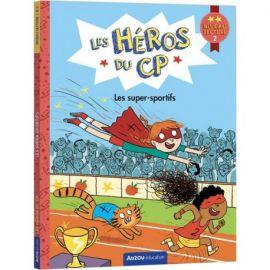 LES HEROS DU CP LES SUPERS-SPORTIFS NIVEAU LECTURE 2
