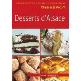 DESSERTS D'ALSACE
