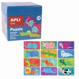 PUZZLE 24 PCS ANIMAUX