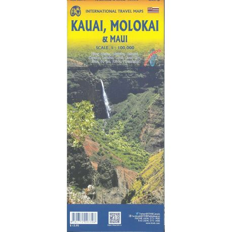 MAUI   KAUAI & MOLOKAI