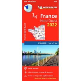 706 1/4 FRANCE NORD-OUEST 2022