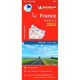 707 1/4 FRANCE NORD-EST 2022
