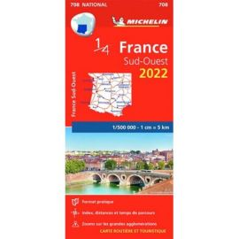 708 1/4 FRANCE SUD-OUEST 2022