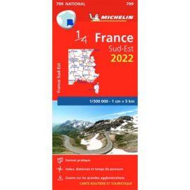 709 1/4 FRANCE SUD-EST 2022