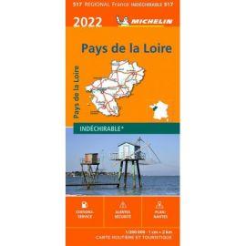 517 PAYS DE LA LOIRE 2022 INDECHIRABLE