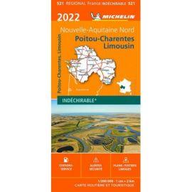 521 POITOU- CHARENTES LIMOUSIN 2022 INDECHIRABLE