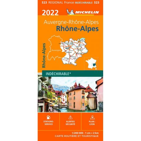 523 RHONE ALPES 2022 INDECHIRABLE