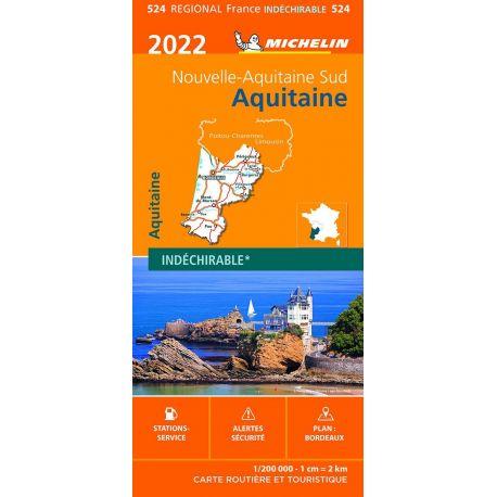 524 AQUITAINE 2022 INDECHIRABLE