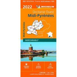 525 MIDI-PYRENEES 2022 INDECHIRABLE