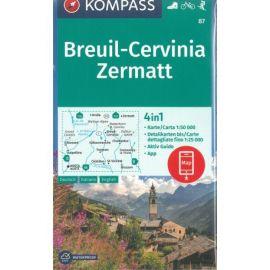 87 BREUIL CERVINIA-ZERMATT